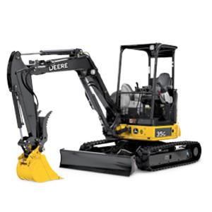 10′ Mini Excavator