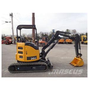 8′ Mini Excavator