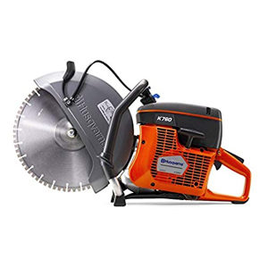 "14"" Gas Handheld Concrete Saw"