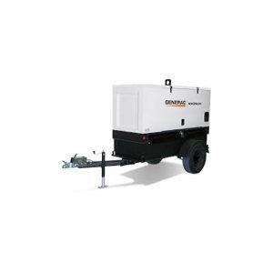 50KW Generator, Tow Diesel