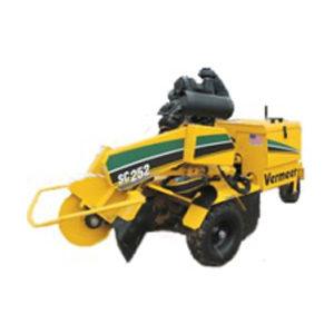 Towable Stump Cutter