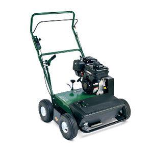 Gas Lawn Seeder