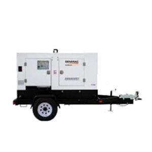 100kw Tow Diesel Generator