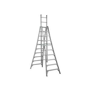 15′ Extendable Step Ladder