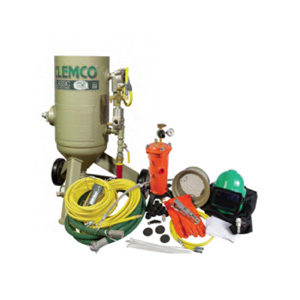 Sandblast Equipment